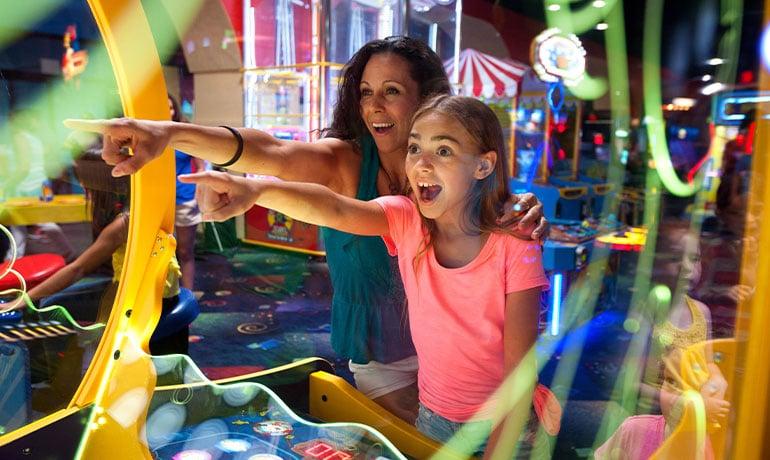 Boomers Arcade