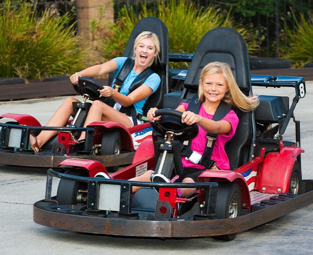 Boomers Go-Karts